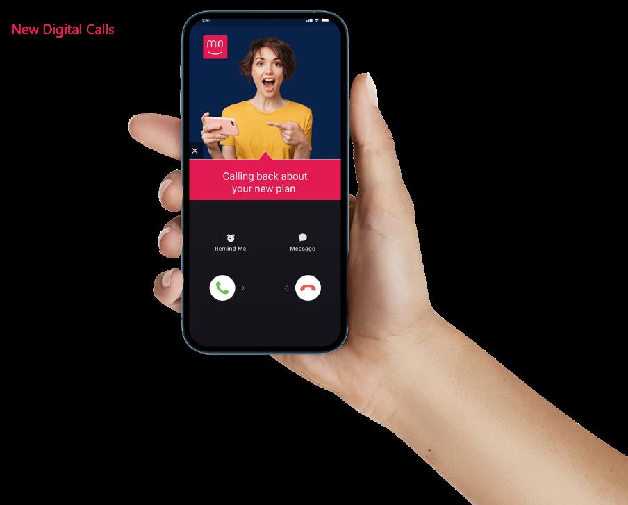 New Digital Calls Era